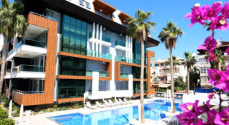 Renda Park – Apartment for Rent in Oba Alanya, with Rich Infrastructure