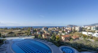 Kestel Armani – Exclusive Seaview Apartment for Rent in Kestel Alanya
