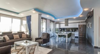 Renda Park – Stylish Penthouse for Rent at the Seaside in Oba Alanya