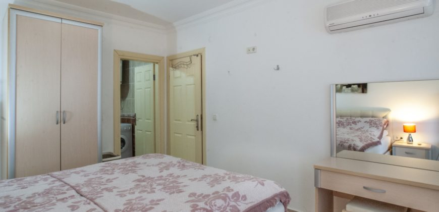 Centrally Located Flat for Rent in Oba Alanya, Near the Beach