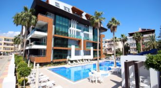 Renda Park – Luxury Seaside Apartment for Rent in Oba Alanya