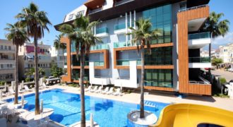 Renda Park – Spacious Family Penthouse for Rent in Oba Alanya