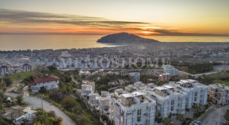 Infinity Seaview Residences for Sale in Cikcilli Alanya