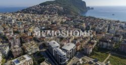 Luxury Apartments for Sale in Alanya City Centre, Cleopatra Beach Area
