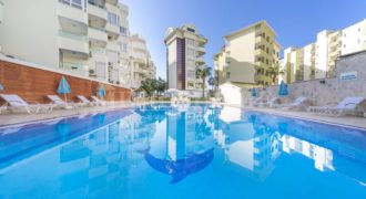 Begonia – Seafront Apartment for Sale in Oba Alanya
