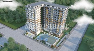 Seaside Apartments for Sale in Mahmutlar, with Five Star Facilities