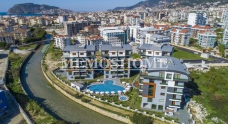 Gulevsen Homes – High Quality Apartments for Sale in Oba Alanya