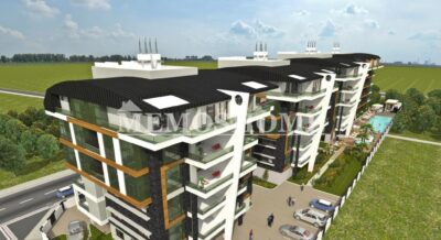 Oba Royal Garden – Apartments for Sale in Alanya, Luxury and Elegance