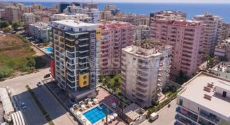 For Sale Residences by the Sea in Mahmutlar Alanya