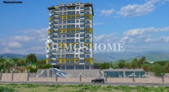 Affordable Penthouses in Mahmutlar, Close to the Seaside