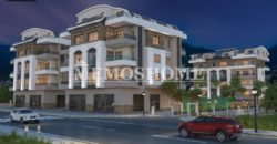 High Quality Residences with Facilities in Oba Alanya