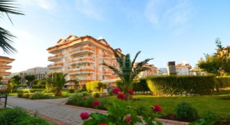 Ready to Move Duplex Penthouse for Sale in Oba Alanya