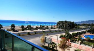 Beachfront Apartments for Sale in Kestel Alanya