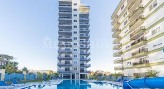 Affordable City Penthouses Close to the Beach in Mahmutlar Alanya