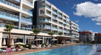 Duplex Properties with Facilities for Sale in Kestel Alanya