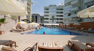 Begonia – City Apartment at the Seaside in Oba Alanya
