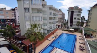 Begonia – Holiday Apartment at the Seaside in Oba Alanya