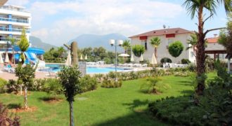 One Bedroom Apartment with Luxury Amenities in Oba Alanya