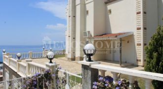Infinity Seaview Villa for Sale in Kargicak Alanya