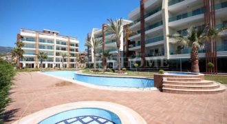 Apartments for Sale in Oba, in the Nice Surroundings
