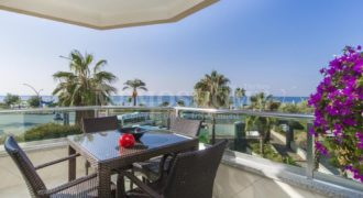 Begonia – Beachfront Seaview Apartment in Oba Alanya