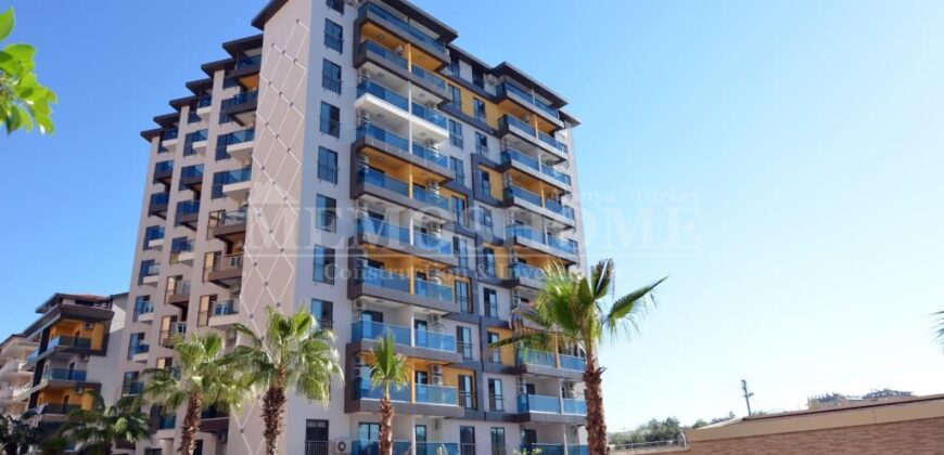 Centrally Located Apartments in Alanya, Cleopatra Beach Area