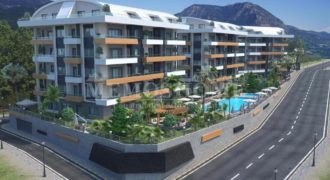 Luxury Homes in Alanya on the Turkish Riviera