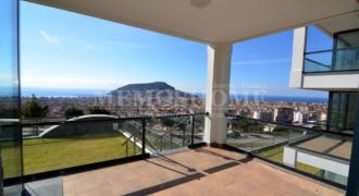 Elegantly Designed Seaview Condos for Sale in Alanya