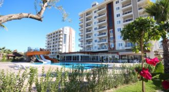 Penthouses Close to the Family Friendly Beach in Avsallar