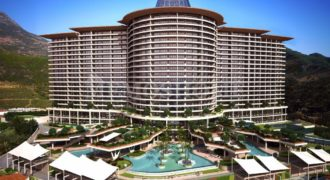 Riviera Imperial Deluxe – Exclusive Seaview Residences in Alanya