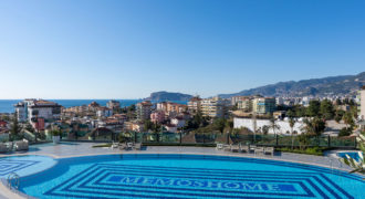 Kestel Armani – Luxury Seaview Apartments for Sale in Kestel Alanya