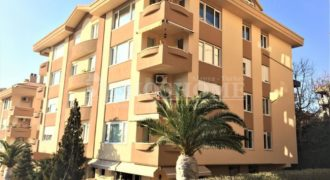 Centrally Located Large Family Flat for Sale in Istanbul