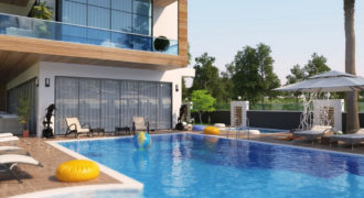 Top Quality Exclusive Villa in Alanya in the Mediterranean Region