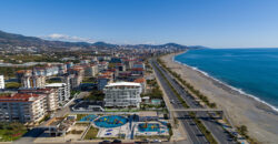 Luxury Seaside Properties for Sale in Kestel Alanya