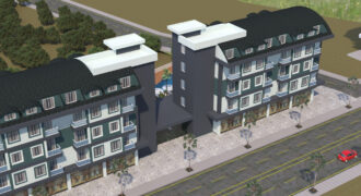 Low Budget Apartments in Oba, with Well-Built Infrastructure