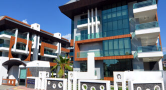 Oba Life Garden – Penthouses for Sale in Oba, Luxury Lifestyle in Turkey