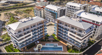 Brand New Apartments at Reasonable Prices in Oba Alanya