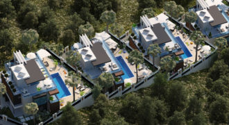 Seaview Deluxe Villas for Sale in Kargicak, with Private Garden Pools