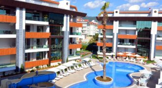 Oba Life Garden – Top Quality Apartment with Big Balconies in Alanya
