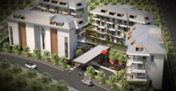 Apartments for Sale in Oba Alanya with Green Surroundings