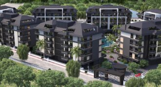 Penthouses for Sale in New Residential Project in Oba