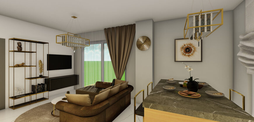 Low Budget Condos in the Embrace of Nature in Alanya