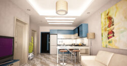 Flats at Affordable Prices for Sale in Mahmutlar Alanya