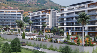 Exclusive Duplexes with Large Private Gardens in Alanya