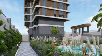 Seaside Investment Apartments for Sale in Kestel Alanya