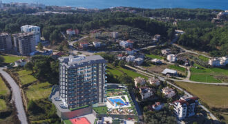 Investment Apartments for Sale in Avsallar Incekum Beach Area
