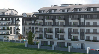 Best Price Duplexes with Private Gardens in Oba Alanya