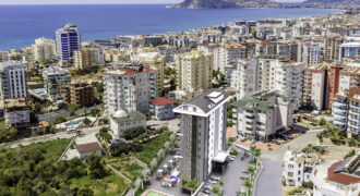 Properties for Sale in Tosmur Alanya, Near the Seacoast