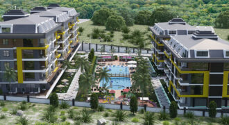 Luxury Living in Seaside Penthouses for Sale in Alanya