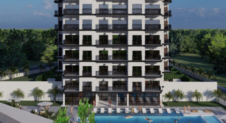 Economical Holiday Penthouses for Sale in Alanya Region